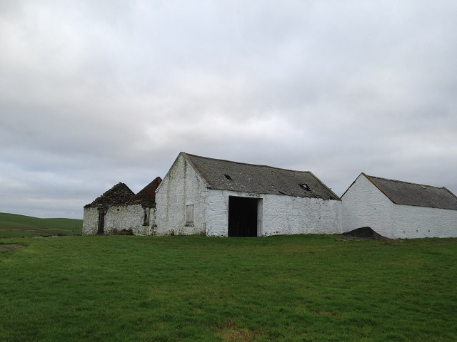 Ground And Outbuildings