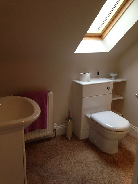 Bedroom One En-suite